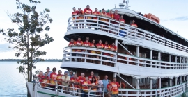 AMAZON MISSION TRIP