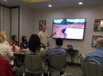 THE BUCKET MINISTRY HOSTS DALLAS AREA KENYAN PASTORS DINNER