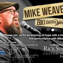 A Night of Hope with Mike Weaver