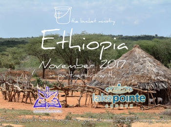 THE BUCKET MINISTRY IN ETHIOPIA