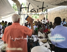 The Bucket Ministry announces to return to Haiti January 15 – 20, 2018