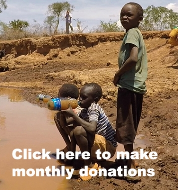 Make Monthly Donations